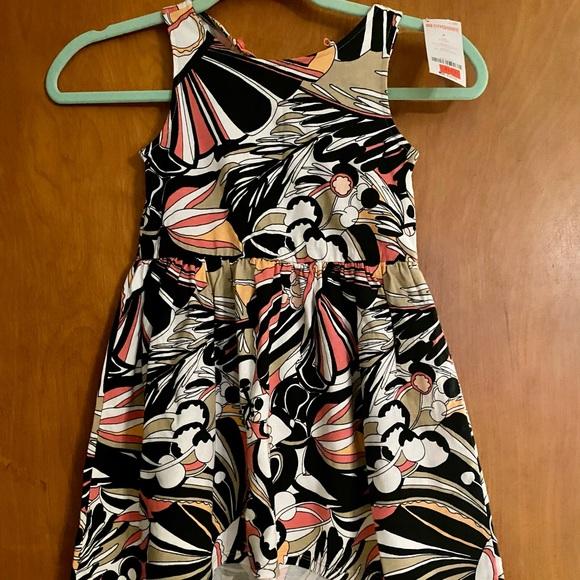 Gymboree Girls Size 5 Dress New Summer